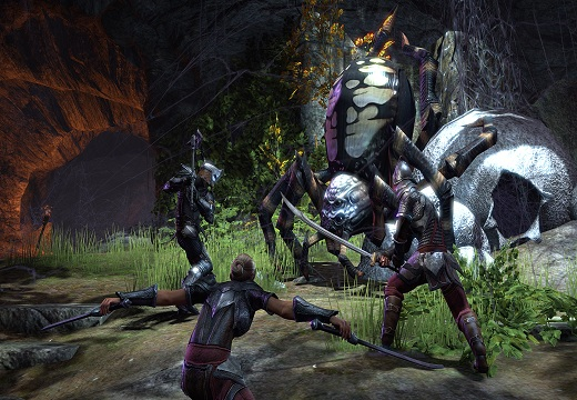 The Elder Scrolls Online PC full Game free Download