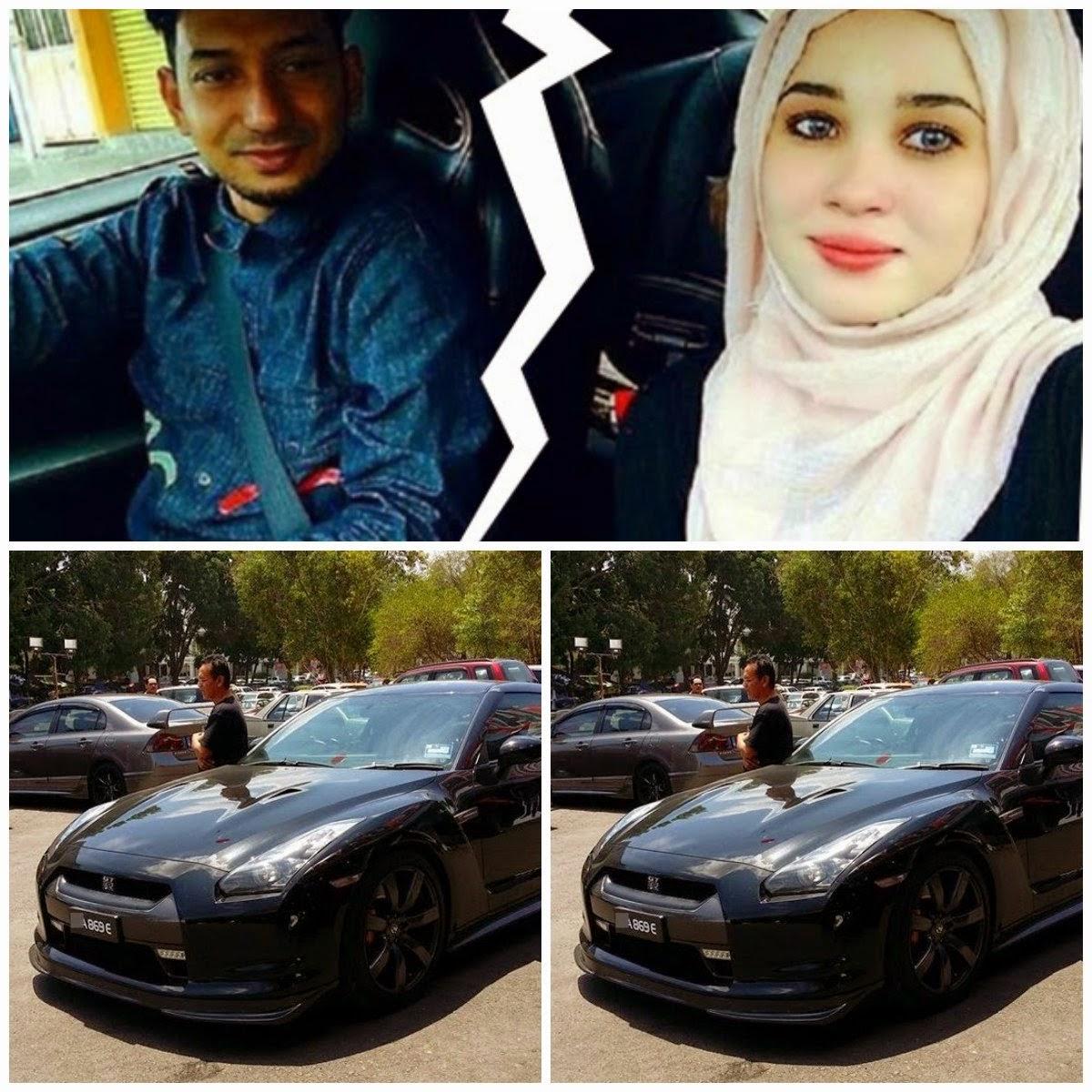4 Gambar Nissan Skyline Inilah Punca Putus Cinta Zizan dan Emma Maembong