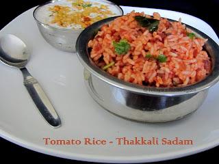 Thakkali Sadam