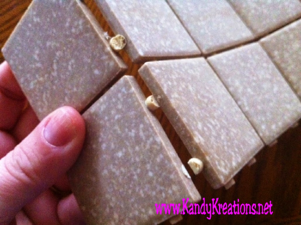 How to cut tile to make tile magnets