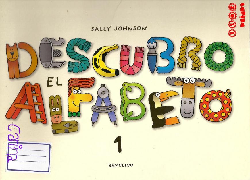 Dolores navas p rez iniciaci n a la lectoescritura - Literas divertidas para ninos ...