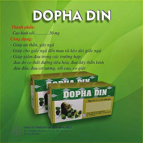 DOPHA DIN