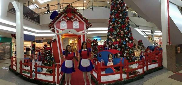 Decoração de Natal em Recife