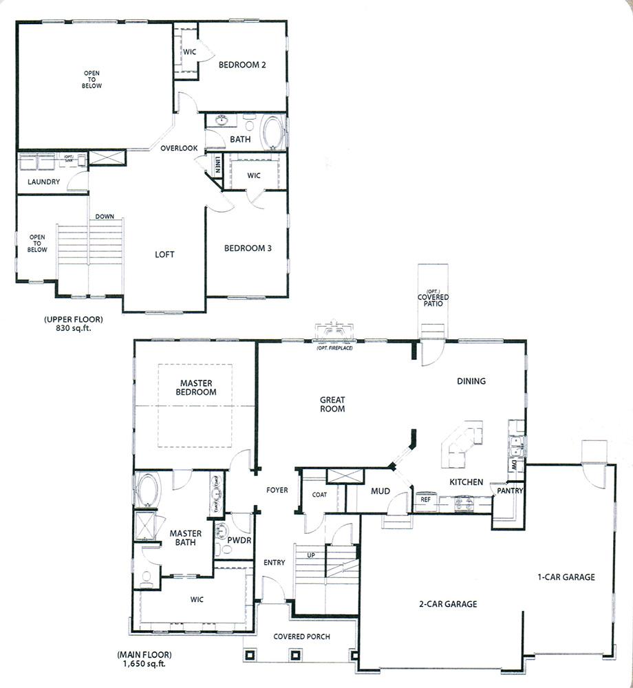 Horton Homes Floor Plans Dr Home
