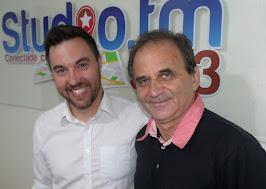Airton Engster dos Santos e Jônatas dos Santos