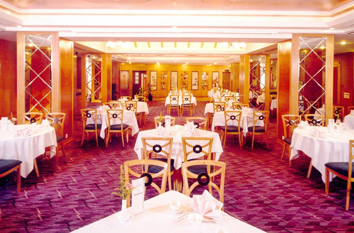restaurant interior design - smart home designs