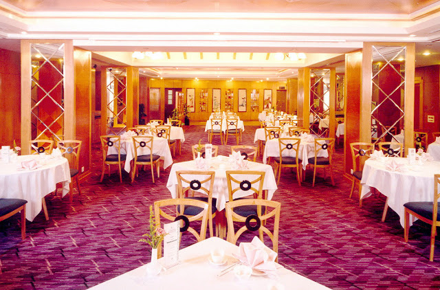 pretty chinese restaurant interior design