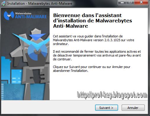 تحميل و تفعيل Malwarebytes Anti-Malware Premium 2.0.3.1025 2015