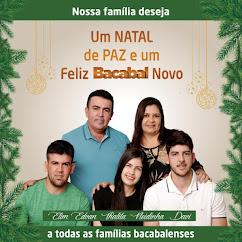 PREFEITO EDVAN BRANDÃO E FAMÍLIA