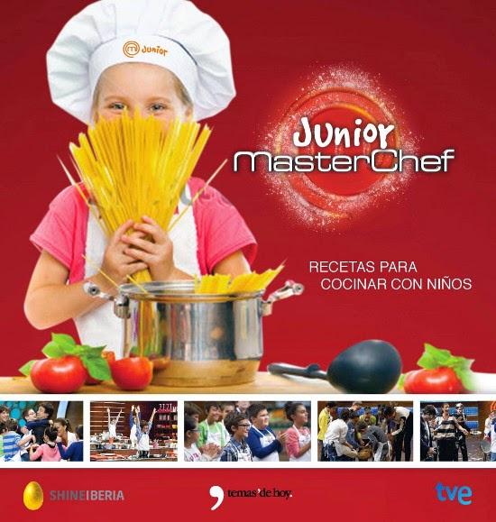 Todas las recetas de masterchef junior