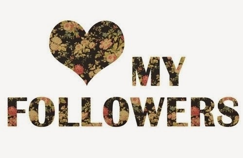 For my followers