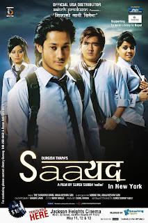 Sayad, Nepali movie, featuring Samyam Puri, Jharana Thapa, Wilson Bikram Rai