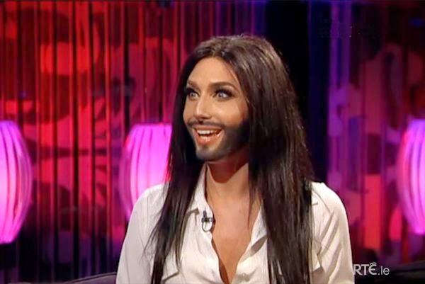 Lustige Bilder Conchita Wurst - Conchita Wurst gewinnt den Eurovision Song Contest 2014