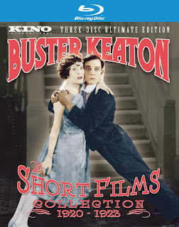 "Blu-ray Review | ""Buster Keaton: The Short Films Collection"""