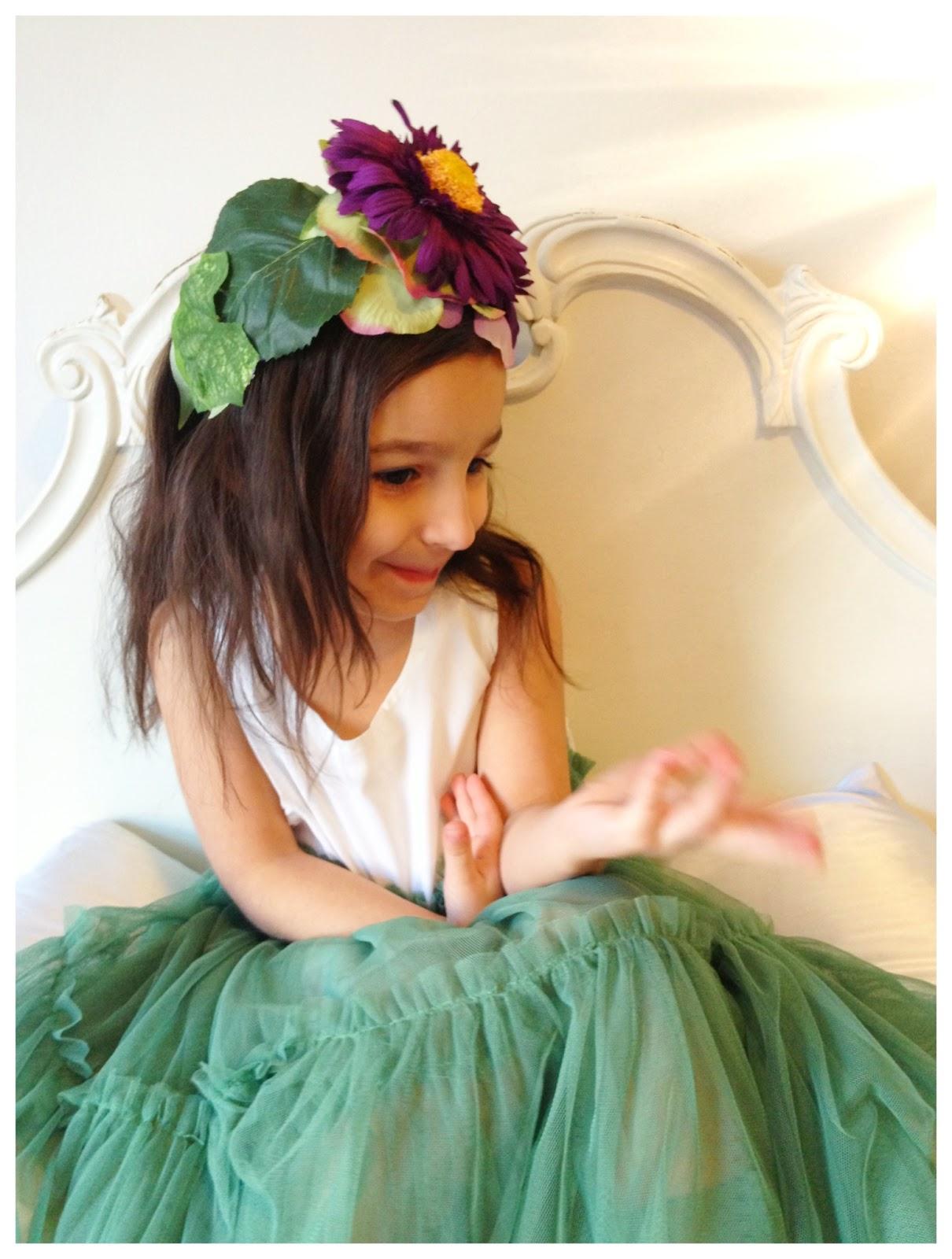 how to make a fairy headband