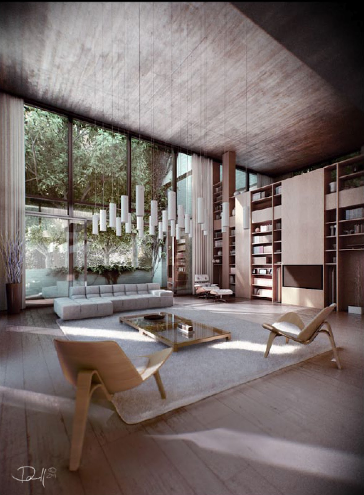Inson Dubois Wood LLC One Of The Top Interior Designers In New York City Works With Several Ultra High End Computer Renderers Who Utilize Rhino