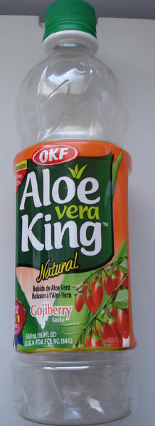 Aloe Vera... King Natural