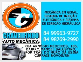 CHAVEIRINHO MECÂNICO