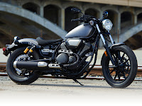 2014 Yamaha Bolt R-Spec pictures 2