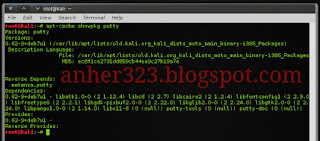 apt-cache showpkg namapaket