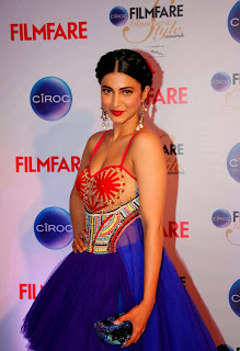 Shruti Haasan  Pictures at Ciroc Filmfare Glamour Style Awards ~ Celebs Next