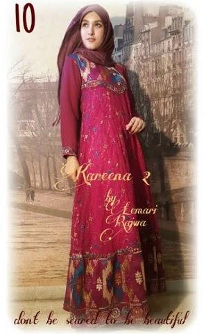 Gambar Busana Muslim Wanita