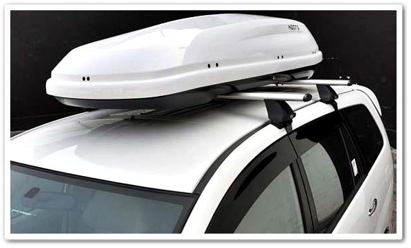 Cara Memilih dan Memasng Roof Box Terbaik Pada Mobil