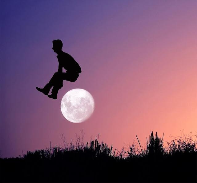 Jugando con la luna 17