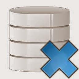 أوامر حذف أوإزالة قاعدة البيانات SQL  DROP DELETE Database