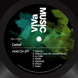 Detlef - Hold On Ep