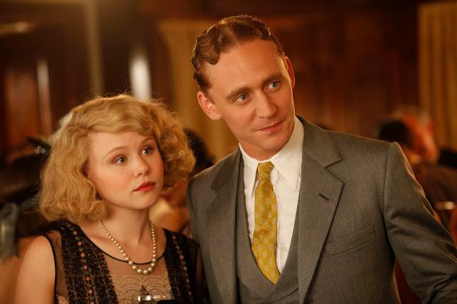 Pariste Gece Yarısı filmi, Zelda Fitzgerald ve Scott Fitzgerald çifti