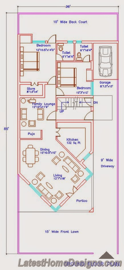 3 bhk house plan for 30x60 plot joy studio design 30x60 house floor plans