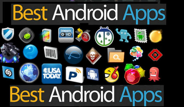 andriod top apps