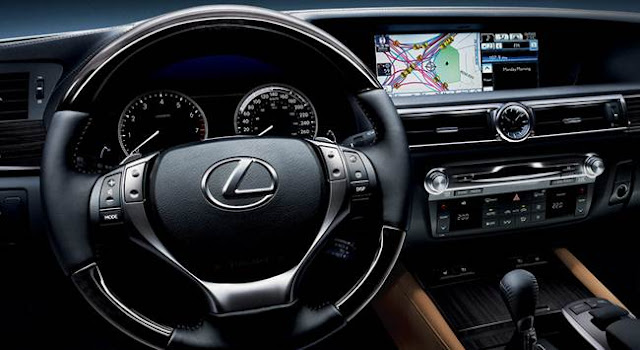 2016 Lexus GS 350 AWD F Sport Review