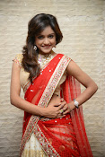 vithika sheru half saree photos-thumbnail-18