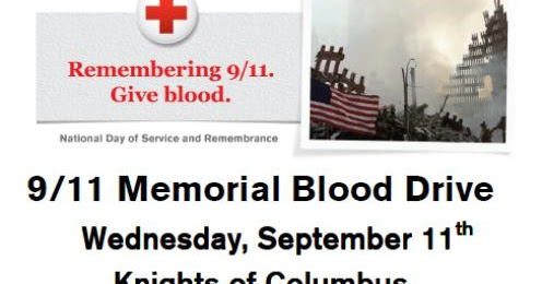 american red cross of southwestern ny 9 11 memorial blood drive. Black Bedroom Furniture Sets. Home Design Ideas