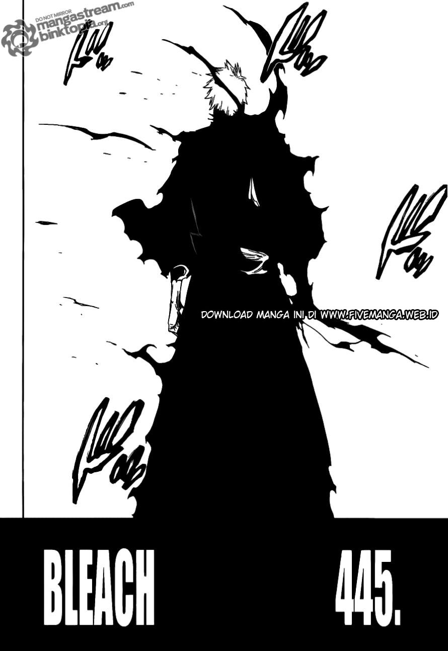 02 Bleach 445   Dark Beat