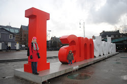 HOLLAND ~ amsterdam~Jan'12