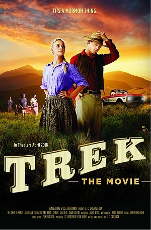 Filme Trek - The Movie Legendado 2019 Torrent