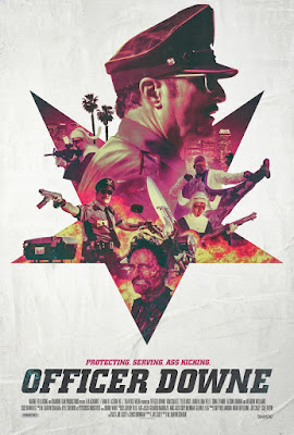 Officer Downe 2016 DVD R1 NTSC Sub