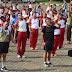 Panglima TNI Olah Raga Bersama 3.150 Prajurit dan PNS TNI