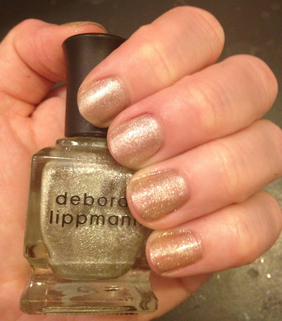 Deborah Lippmann, Deborah Lippmann Believe, Lippmann Collection, nails, nail polish, nail lacquer, nail varnish, #TBT, Throwback Thursday
