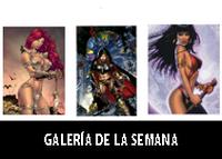 Galería de los dibujantes del cómic y la ilustración más destacados