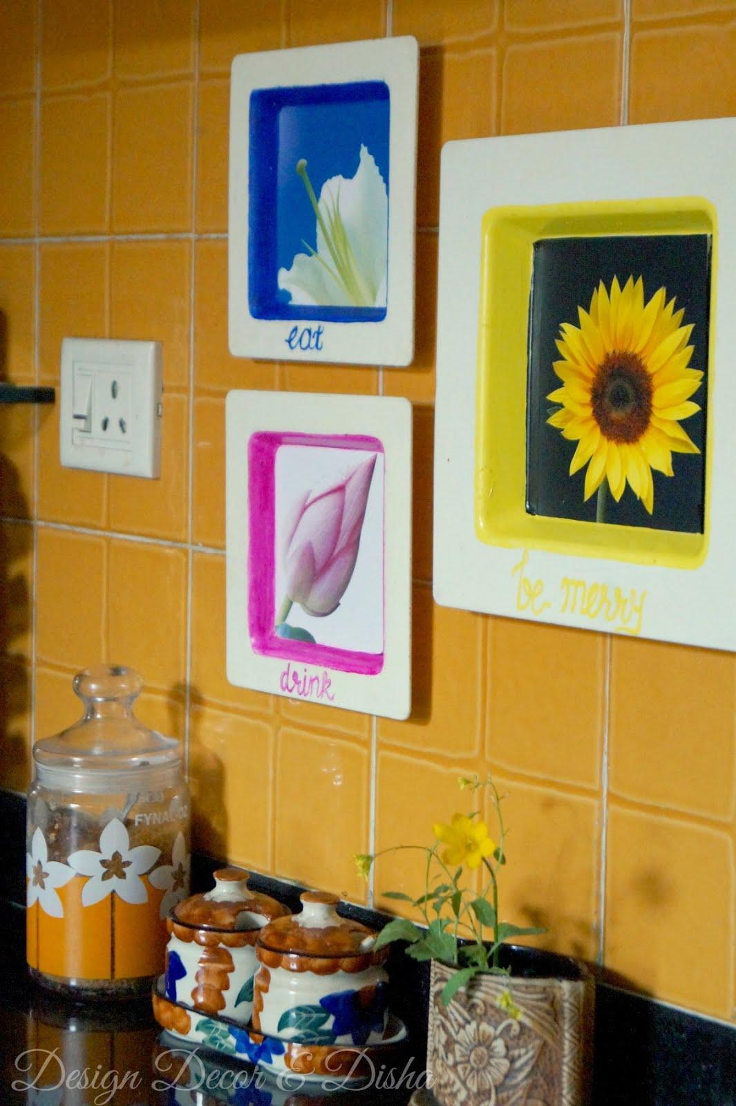 Kitchen Artwork Design Decor Disha Diy Kitchen Artwork