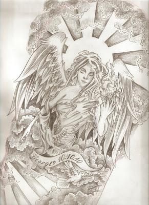 griffe tattoo tattoo serie religiÃo