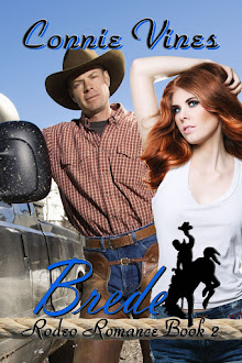 Brede, Rodeo Romance, Book 2
