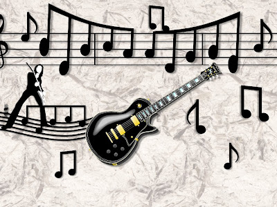 My Music Guitars wallpapers