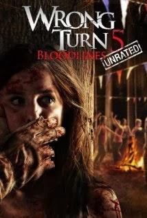 Wrong Turn 5 2012