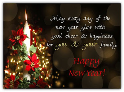 Happy New Year Text Message Image