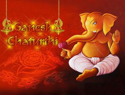 Ganesh Wallpapres for Ganesh Chaturthi 2013 03
